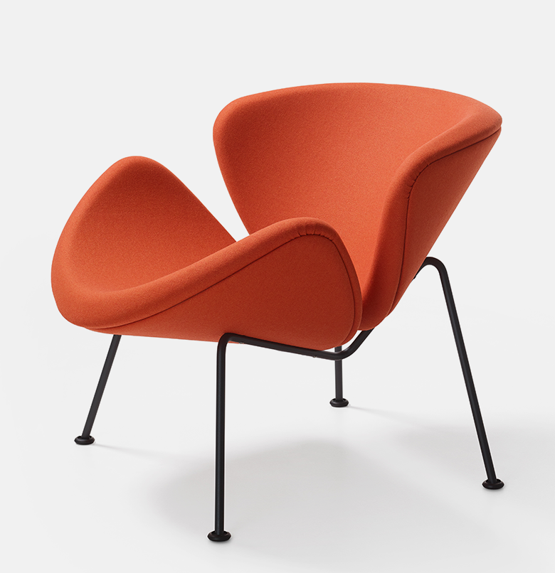 Artifort Orange Slice durch designer Pierre Paulin