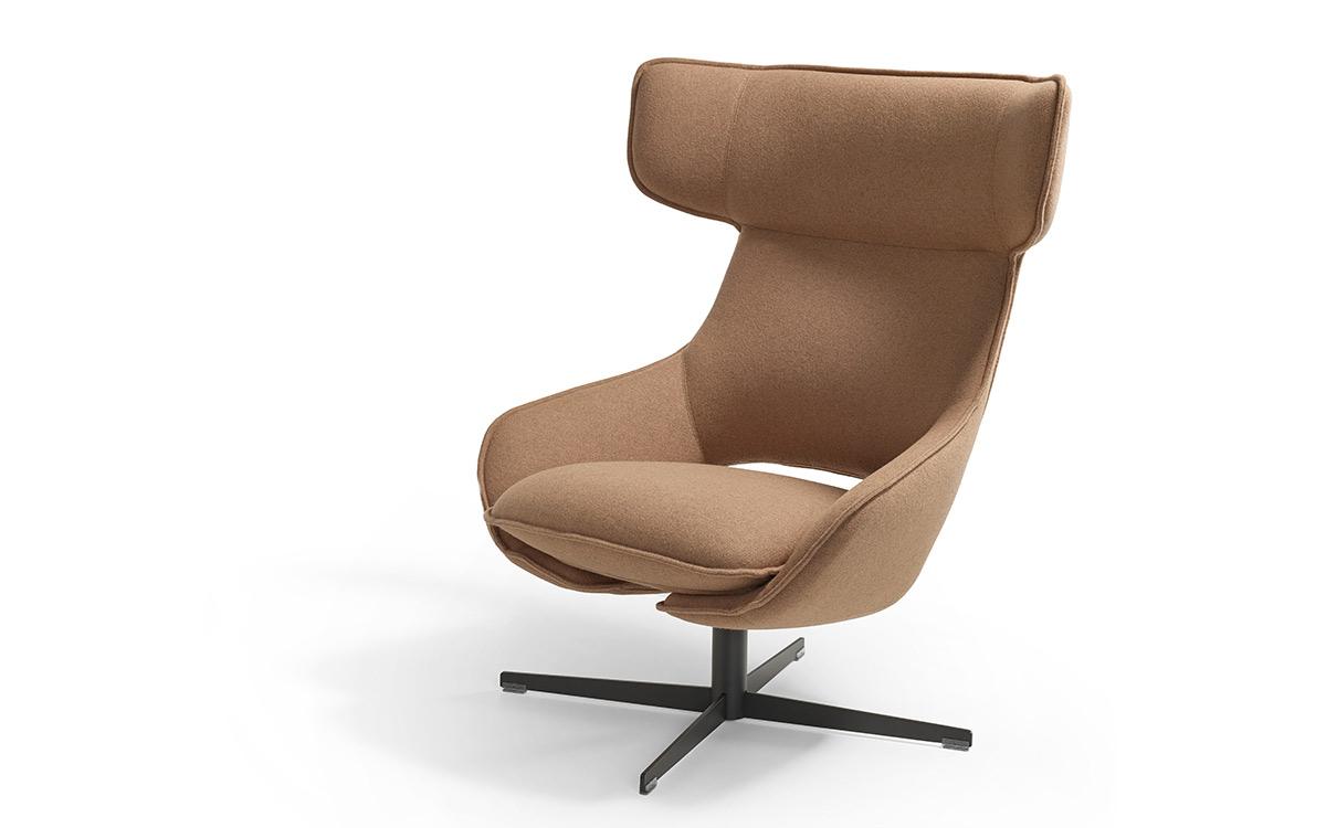 Sessel kalm comfort artifort design patrick norguet
